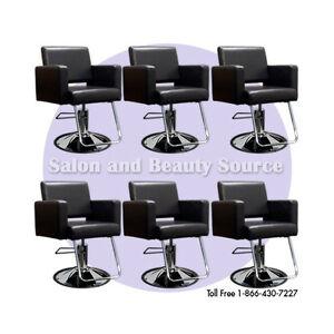 Styling Chair Beauty Hair Salon Equipment Furniture H6b Ebay