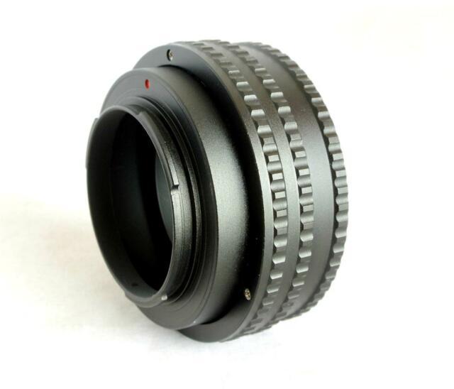 M42 to E Mount NEX Focusing Helicoid Ring Adapter 17-31mm Macro Extension Tube
