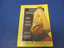 National Geographic Magazine , June 1966, One Man's London, Blowgun Hunters