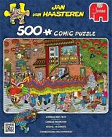 Jumbo Jigsaw Puzzle Chinese Year Jan Van Haasteren 500 Pcs Comics 19031