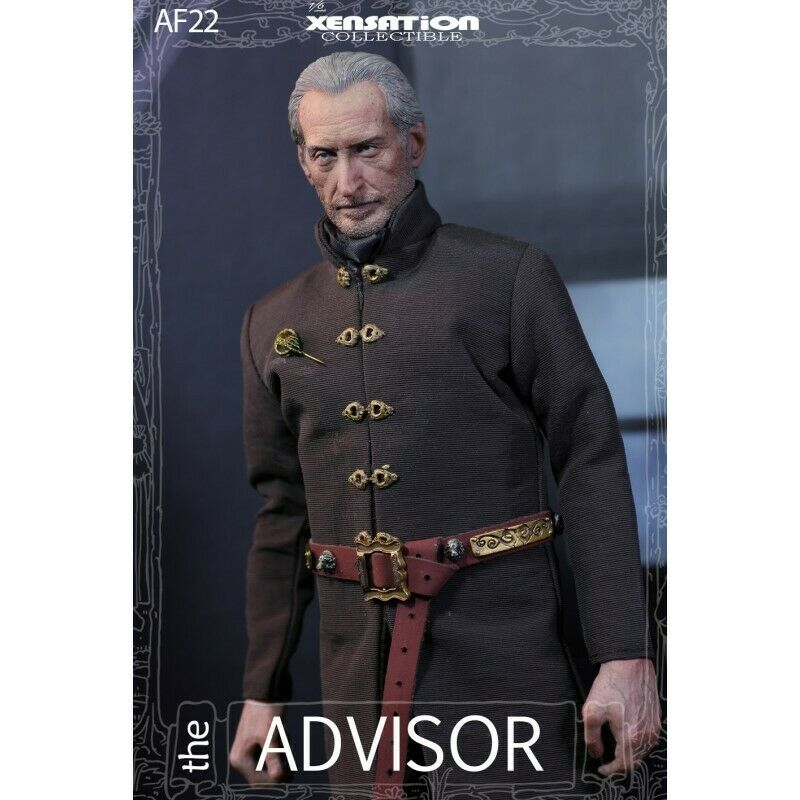 Xensation AF22 Hand of the King The Advisor Tywin Lannister 1 6 Figure