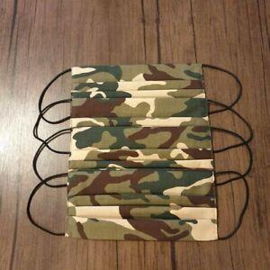 Muundmaske-Baumwolle-Washbar-Militar-Camoflage-Handmade-Alltagsmaske