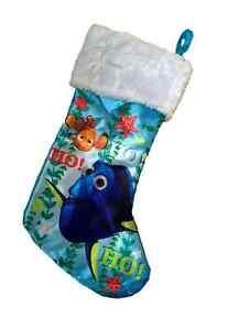 image is loading finding dory nemo boys girls christmas stocking kids - Finding Nemo Christmas Decorations