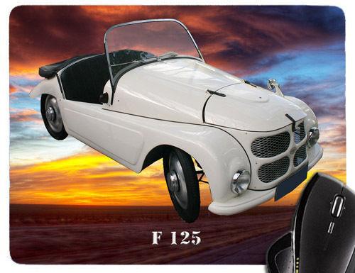 Kleinschnittger Auto Modelle Car Mousepad Handauflage Mauspad mit Motiv