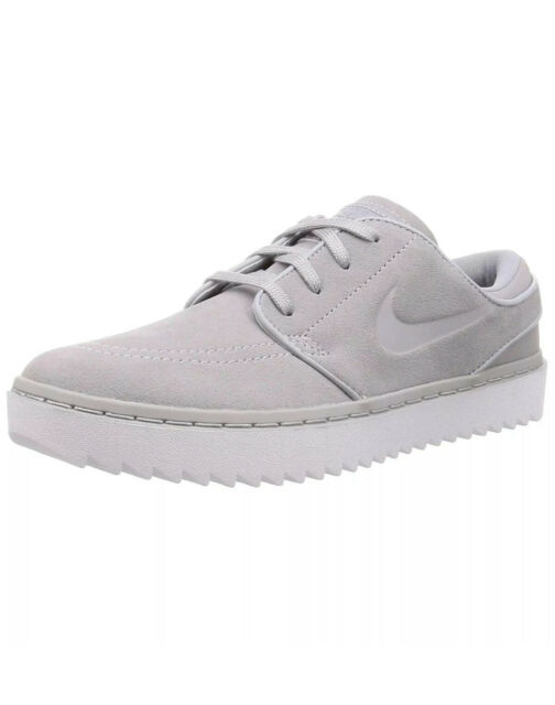 Nike Janoski G Mens AT4967 002 Size 13 Wolf Grey Golf Shoes New in Box