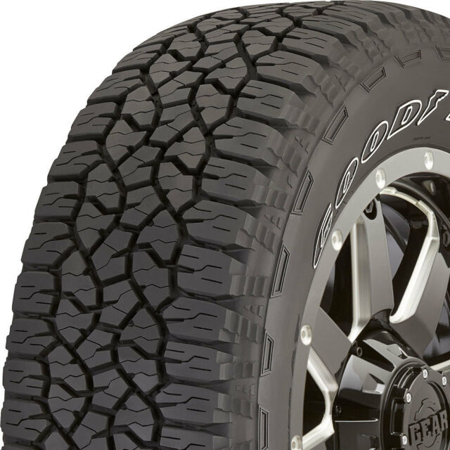 2657016 265/70R16 New Goodyear Wrangler Trailrunner AT 112T OWL, Qty 1