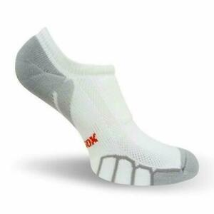 Vitalsox-RUNNING-Ghost-No-Show-Ultra-Light-Weight-Arch-Support-Socks-Small