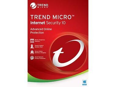 TREND MICRO Internet Security 10
