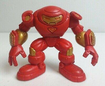 2008 Hasbro Iron Man Marvel Super Hero Squad Figure Iron Monger