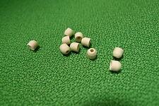 Insulator Ceramic Beads Aluminous Porcelain Type 2 Electric Light Wire