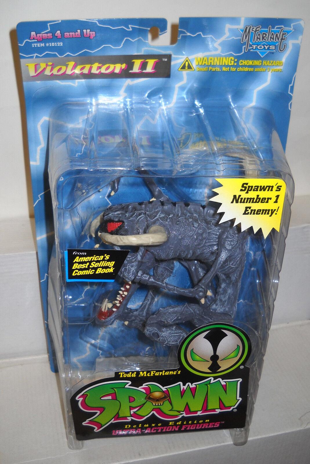 NRFC McFarlane Toys Spawn purpletor purpletor purpletor II Action Figure 102076