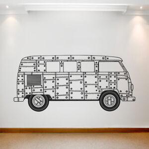 Large Wall Decal Sticker Art Removable Waterproof Transfer Zentangle Elephant