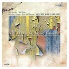 Intents and Purposes [Digipak] by Rez Abbasi Acoustic Quartet/Rez Abbasi (CD, Feb-2015, Enja)