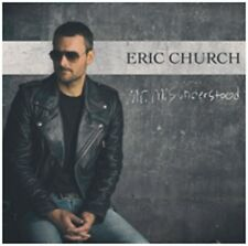 Eric Church - Mr Misunderstood - New CD Album