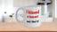 Basset Hound Lover Gift Mug I Kissed a Basset