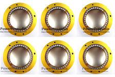 6PCS Replacement Diaphragm for JBL 2425J, 2426J, 2427J, 2420J 16 ohm