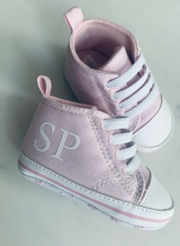 Personalised Baby Shoes