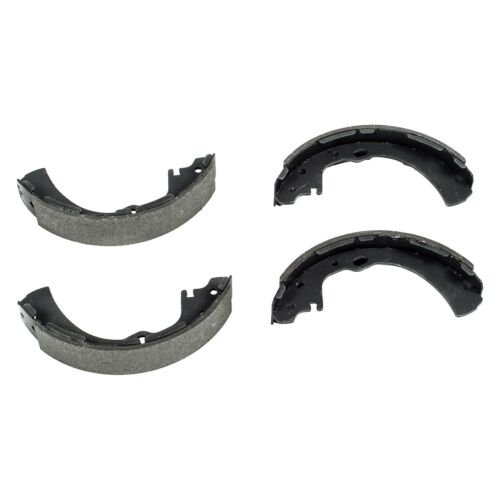 For Nissan Frontier 98-04 Power Stop B574 Autospecialty Rear Drum Brake Shoes