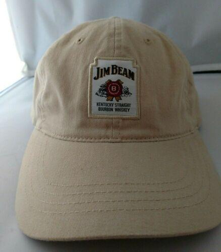New Old Stock JIM BEAM Kentucky Bourbon Whiskey Hat Cap