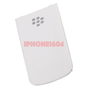 BlackBerry-Bold-9900-9930-Battery-Door-Back-Cover-White-Brand-New-CAD
