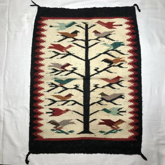 Wool Blend Blanket Navajo Indian