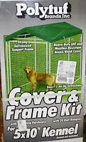 Kennel Roof Kit 10 Ft X 5 Ft