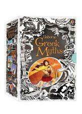 Usborne Children Greek Myths Collection 5 Books Gift Box Set - Deluxe Hardbacks