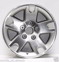 Ford F150 2002 2003 2004 Machined 17 Replacement Wheel Tn 3466 U20