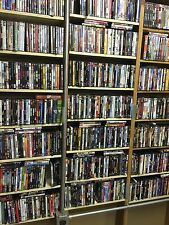 ***Choose 25*** 'A' List Title DVDs - FREE SHIPPING - 3700+ Options