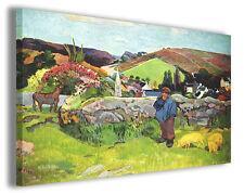 Quadri famosi Paul Gauguin vol XV Stampa su tela arredo moderno arte design