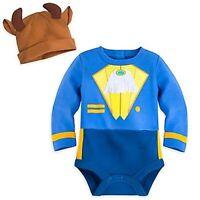 Disney Store Beast Dress Up Baby Boy Costume Beauty Belle Halloween 3 6 9 18 24