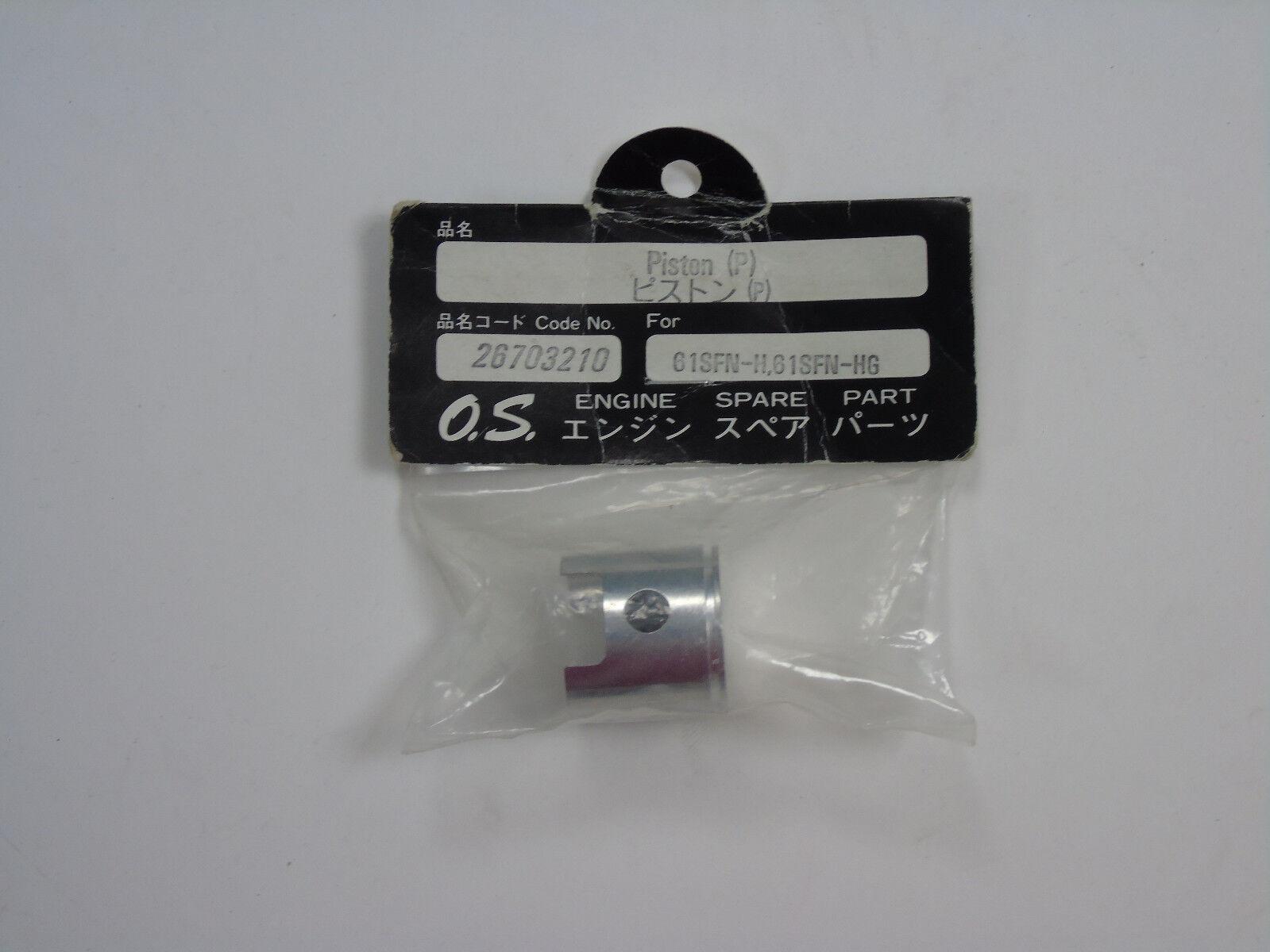 26703210 Autentico OS Motori Pistone (P) per  61sfn-h & 61sfn-hg Nuovo in