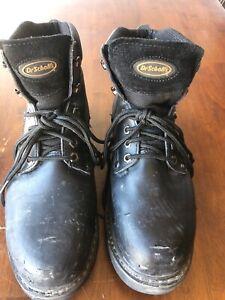 Dr. Scholls Mens Steel Toe Work Boot