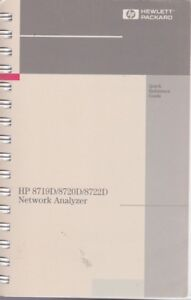 HP-8719D-8720D-8722D-Network-Analyzer-Quick-Reference-Guide-Manual-Agilent