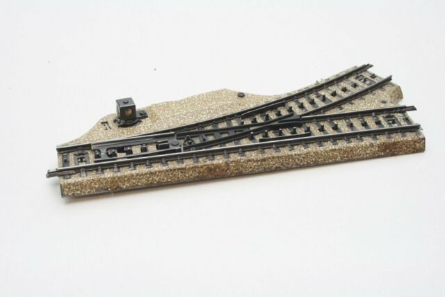 Märklin 5117 5118 M Track Electric Points Left Function Proofed
