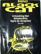 BLACK Cat unhooking MAT-abhakmatte per Waller, Wels