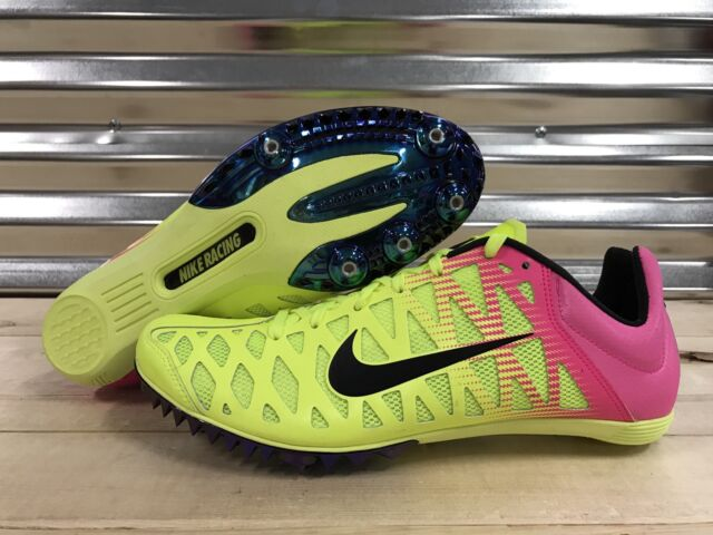eb5cc5d4d1dd Nike Zoom Maxcat 4 Track and Field Shoes 549150-999 Size 13 Volt ...