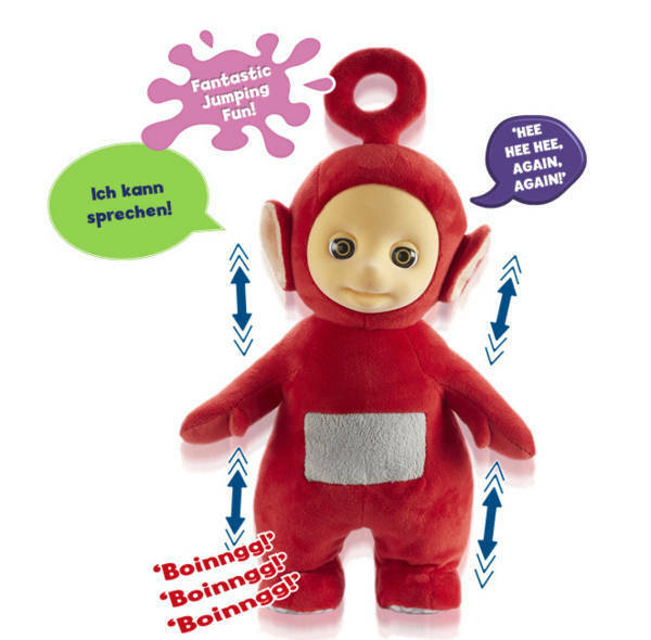 Spin Master Teletubbies Jumping Po by Brand Toys