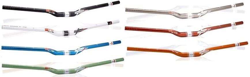 XLC MTB  Pro Ride Riser-bar HB-M16 Handlebar. 780mm Wide. 7 Colours Available  amazing colorways