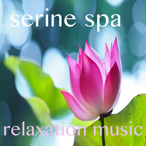 SERENITY-SPA-RELAXATION-MUSIC-CD-BEAUTY-SALON-SPA-HOLISTIC-THERAPIES-MASSAGE