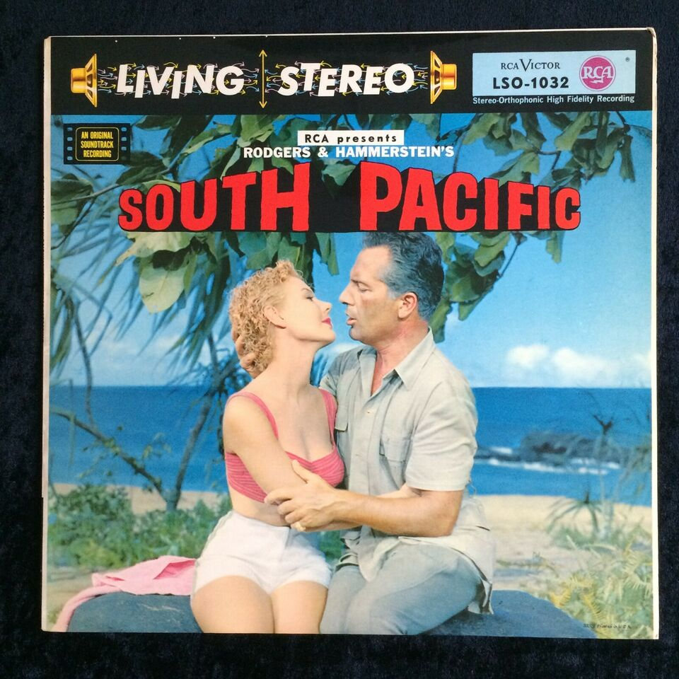 LP, Rodgers & Hammerstein , South Pacific soundtrack