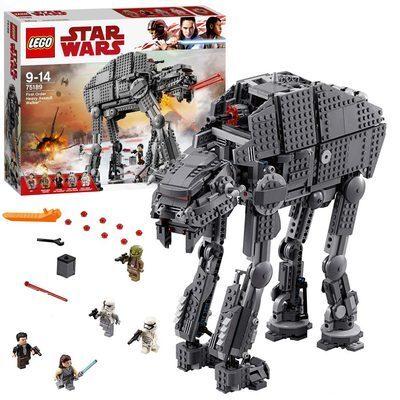 LEGO 75189 Star Wars First Order Heavy Assault Walker (BRAND NEW SEALED)