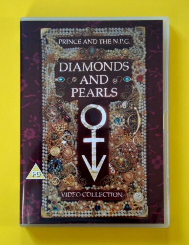 1 of 1 - Prince and the N.P.G. Diamonds And Pearls Video Collection DVD (Warner, 2006)