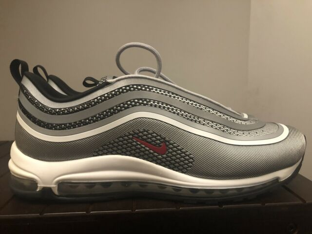 New Nike Air Max 97 OG QS Silver Bullet Size 12 Ultra UL 17