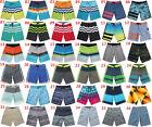 QUIKSILVER Elastane Bermudas Shorts Mens Board Shorts Beach Shorts Swim Trunks