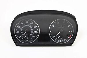 BMW 3 Serie E90 318i 2007 Rhd Benziner Tachometer Kombiinstrument 9141480