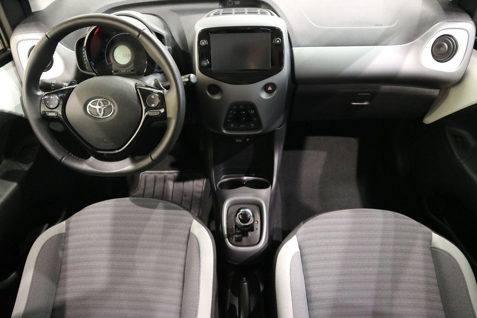Toyota Aygo 1,0 VVT-i x-pression x-shift - billede 12