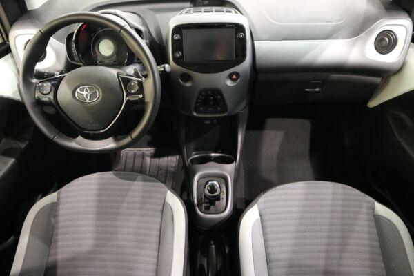 Toyota Aygo 1,0 VVT-i x-pression x-shift billede 12