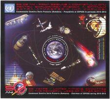 Romania 2011 UN COPUOS/Space/Rockets/Astronauts/Gagarin/Prunariu 1v m/s n44616a