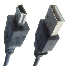 USB Data Sync Transfer Image Cable Lead For Sony Handycam HDR-SR7
